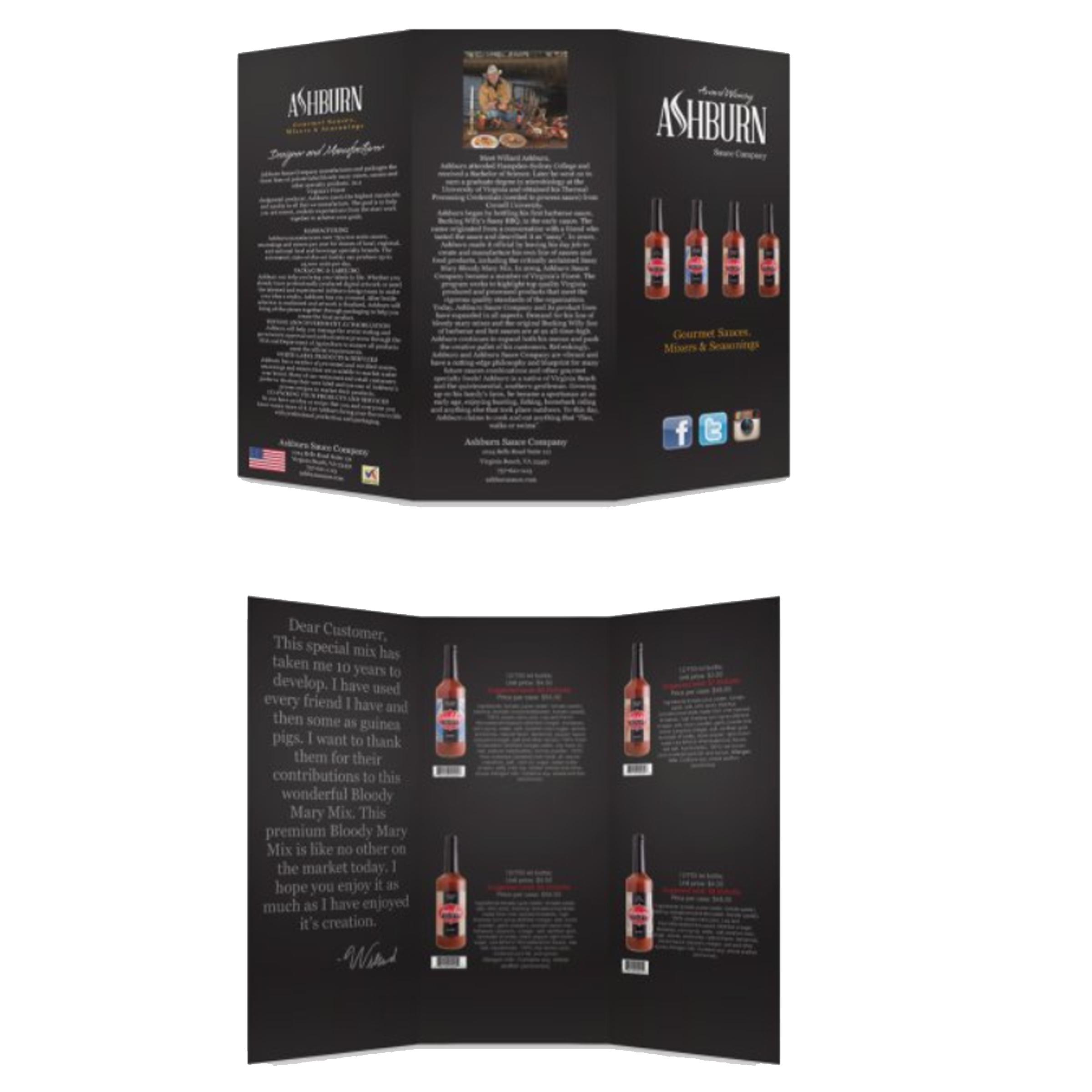 Ashburn brochure