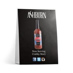 Ashburn table tent