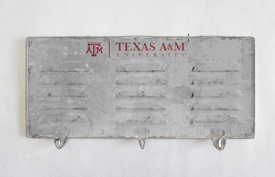 Texas A&M Coat Rack