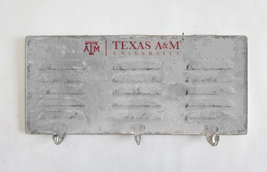 Texas A&M Coat Rack