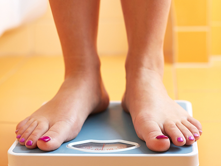 5 Reason's You're Struggling to Lose Weight
