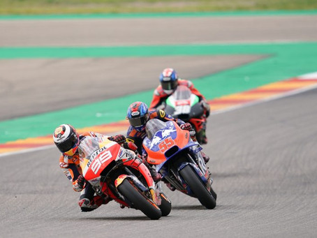 Jorge Lorenzo: Down but not out