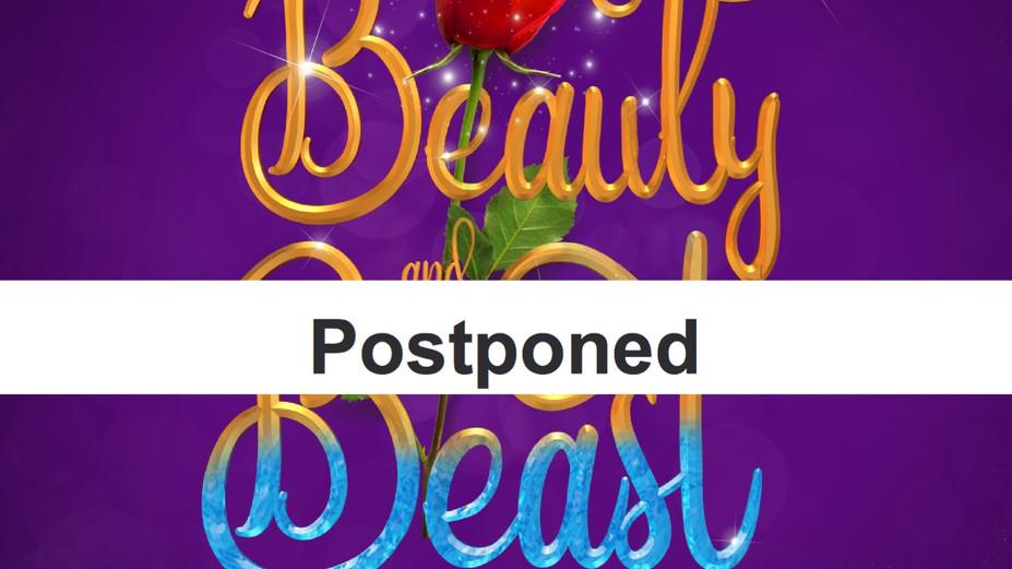 Pantomime 2021 Postponement