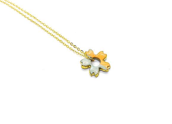 Flower Necklace Pendant
