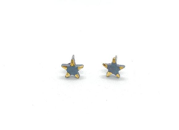 Blue-grey Stars