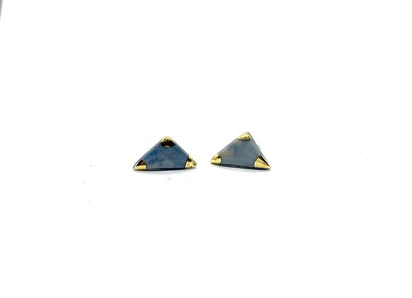 Triangle earstuds