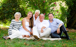 Garden extended family