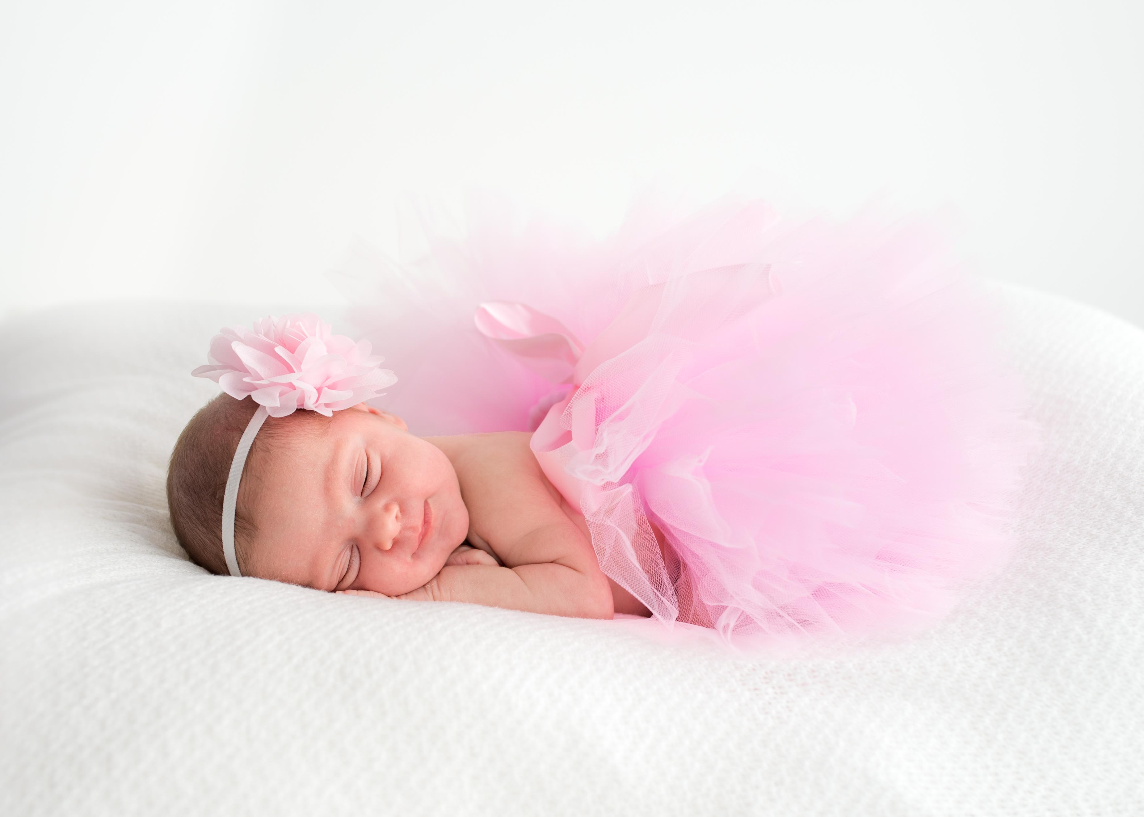 newborn girl tutu