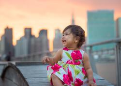 Gantry Park child portrait