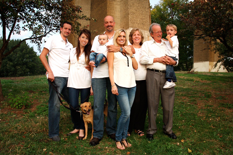 Astoria extended family