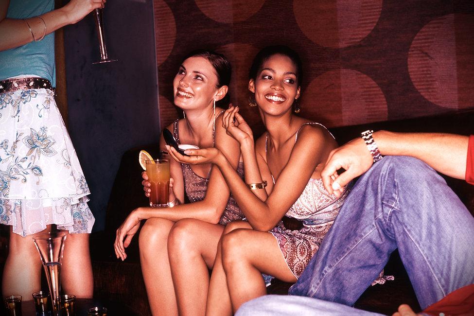 Girls in a Bar