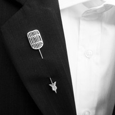 Men's Suit Pin