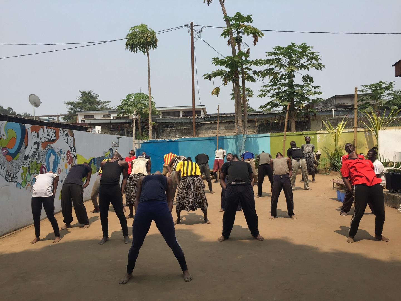 Atelier de formation de danses aux ateli