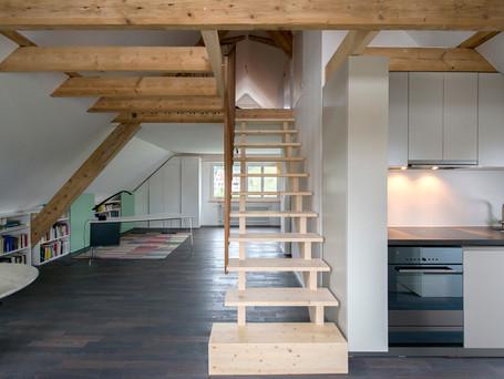 Umbau Wohnhaus Bubikon