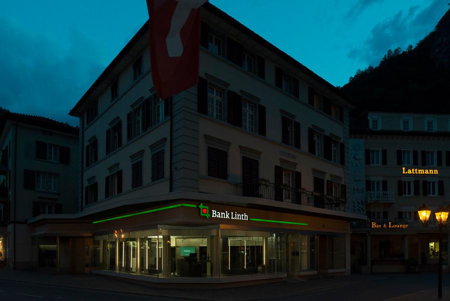 Bank Linth Bad Ragaz