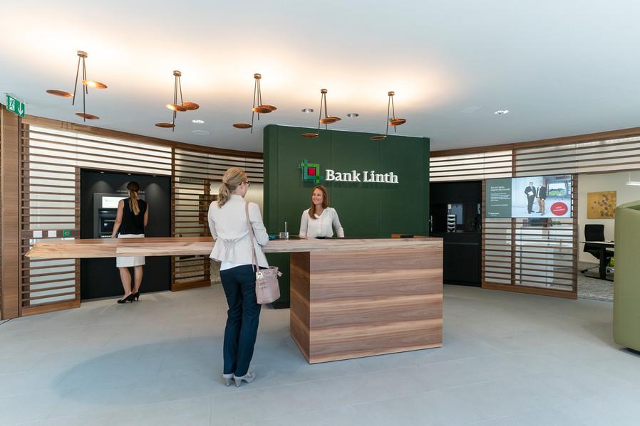 Bank Linth Siebnen
