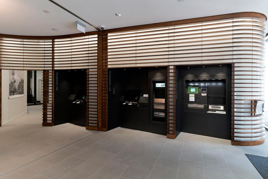 Bank Linth Hauptsitz Uznach
