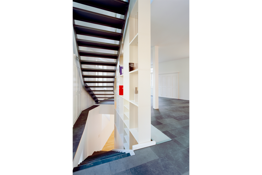 Wohnhaus Zürich