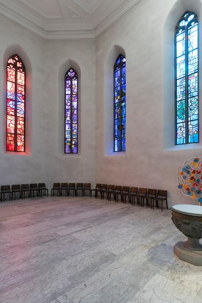 Neue Möblierung Kirche Bülach