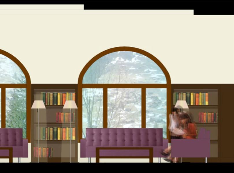 Studienauftrag Hotel Grand Regina Grindelwald