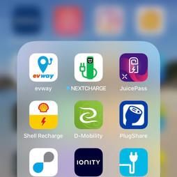 Le  migliori app da scaricare per viaggiare in elettrico