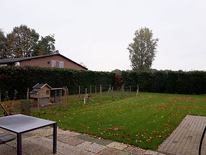 Tuin gastouder in Didam