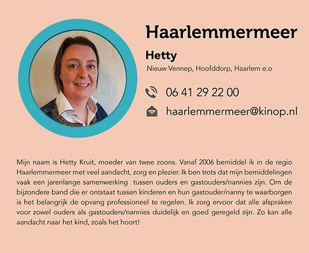 gastouders Haarlemmermeer