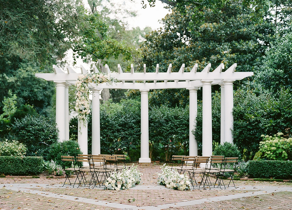 Duke Mansion ceremony, styled shoot with SoHo Events