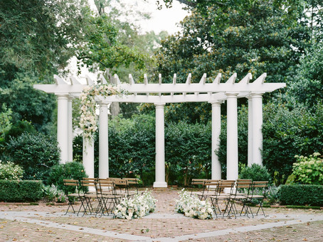 Romantic French Countryside Inspired Styled Shoot || The Duke Mansion