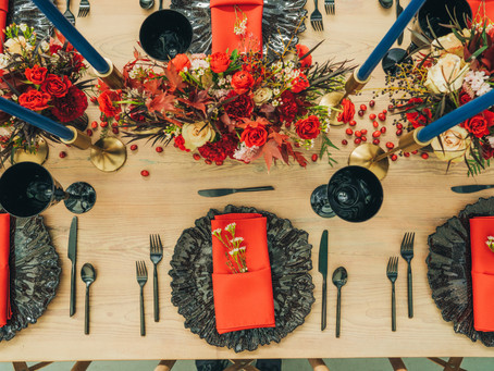 The Joy of Setting the Table