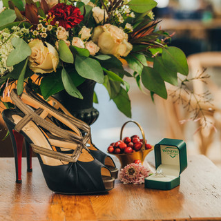 Winter Styled Shoot