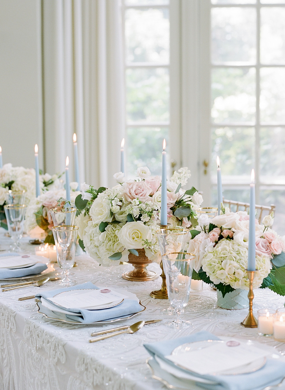SoHo Event Design wedding planner Duke Mansion wedding reception event design north carolina wedding planner