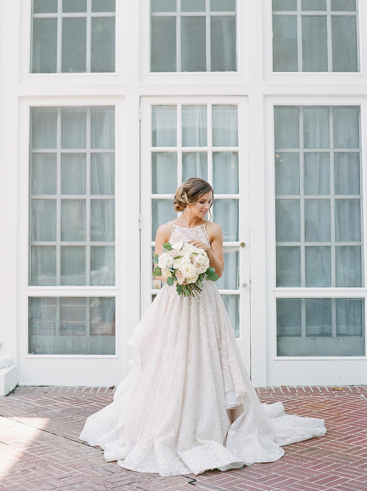 SoHo Event Design wedding planner Duke Mansion wedding bride and groom