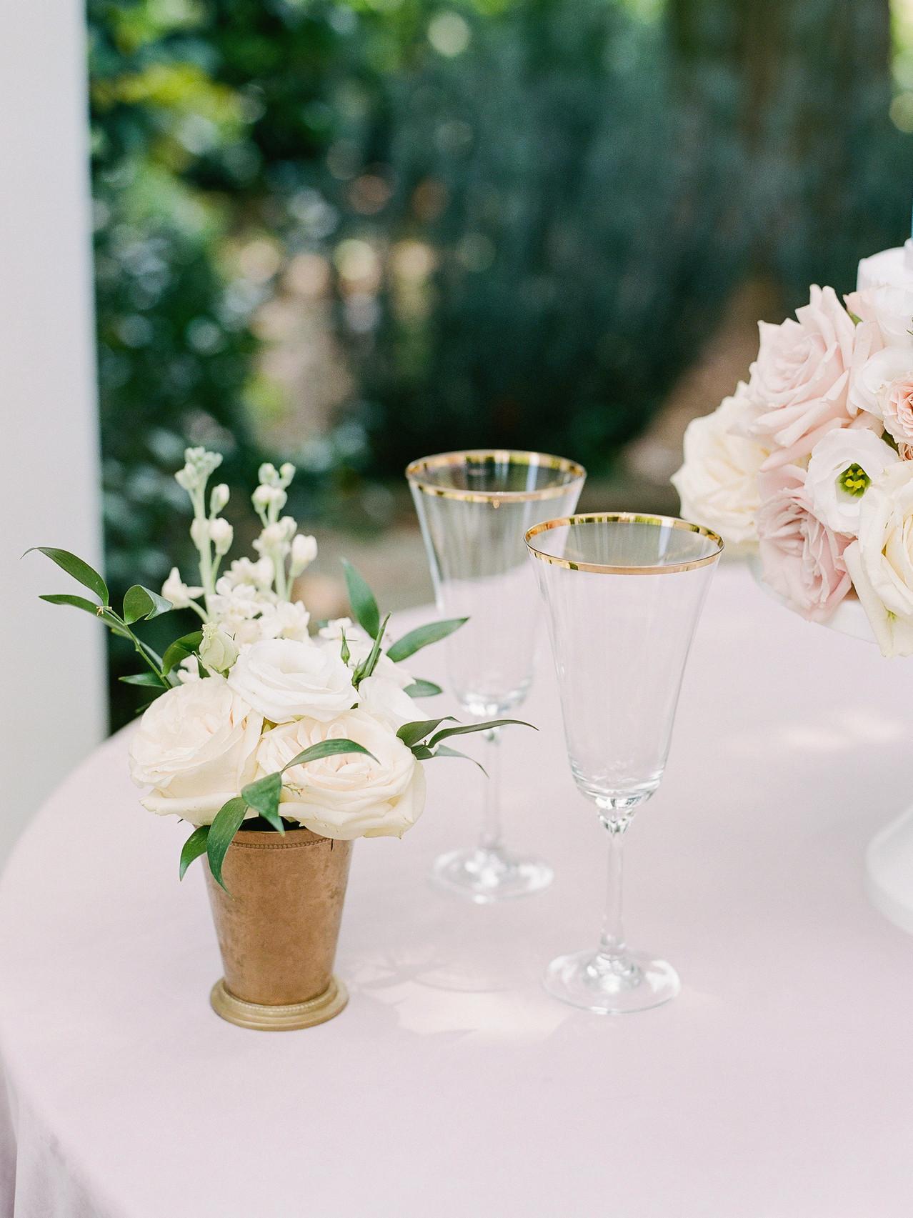 SoHo Event Design wedding planner Duke Mansion wedding cake