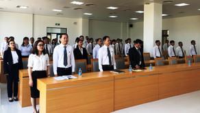 Hội nghị thường niên Đoàn Luật sư tỉnh Bình Phước năm 2021