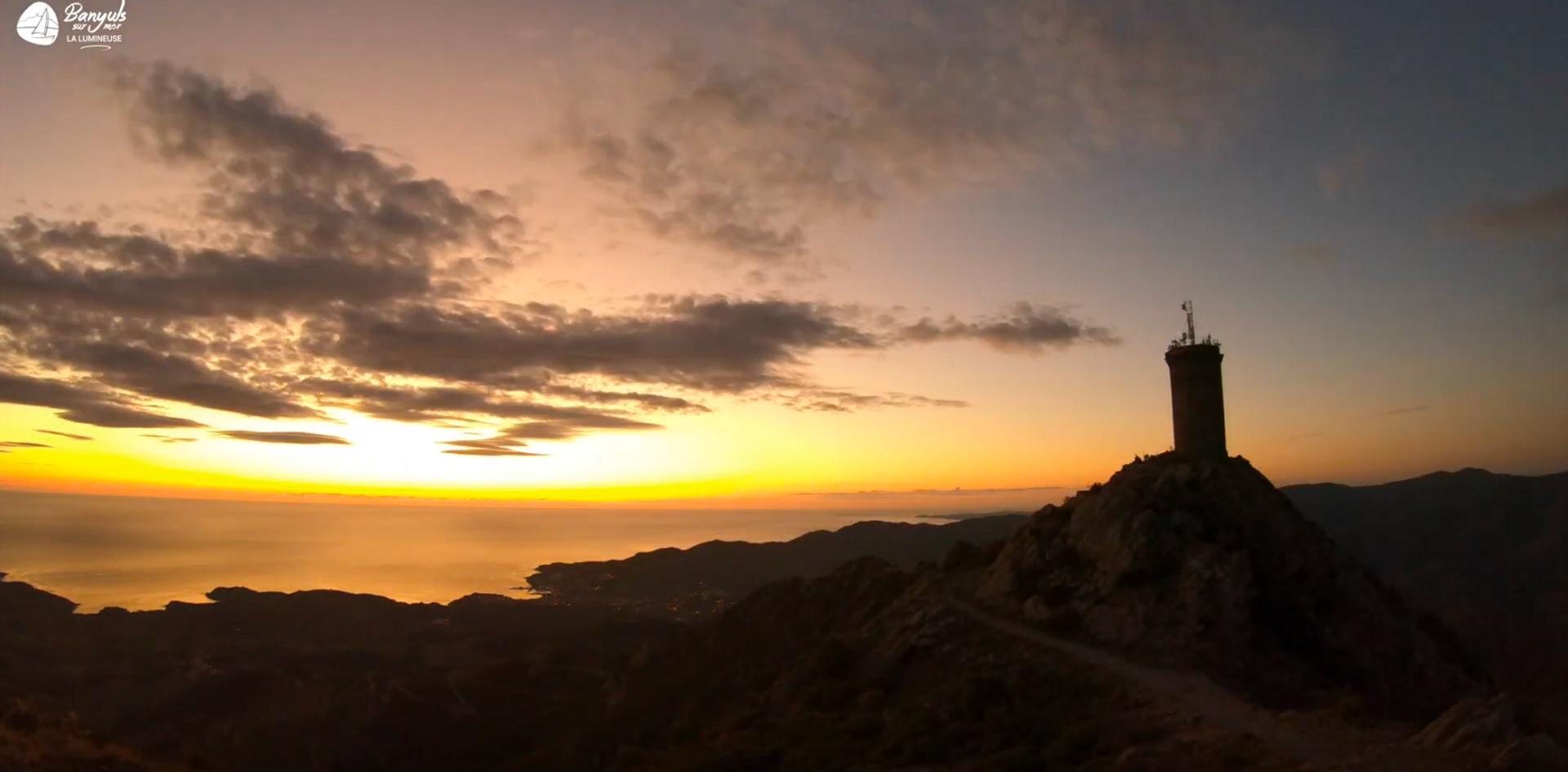 Vivez l'expérience : coucher de soleil à Madeloc