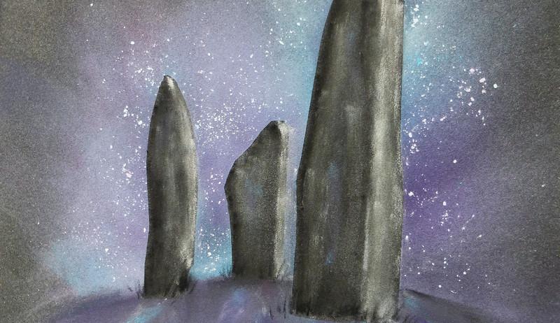 machrie stones pan pastels (2).JPG