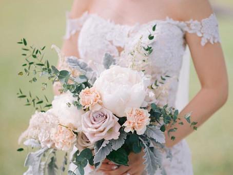 Weddings - Bespoke bouquets