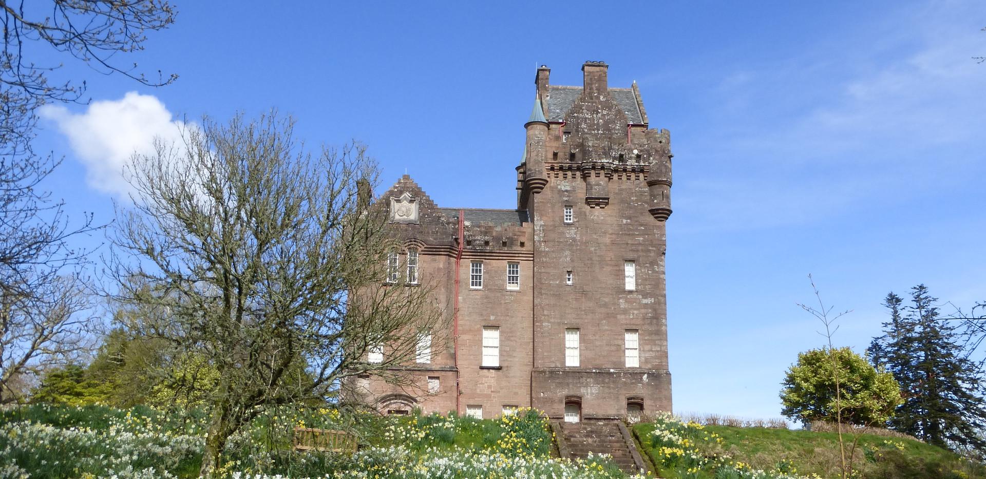 Brodick Castle, Isle of Arran