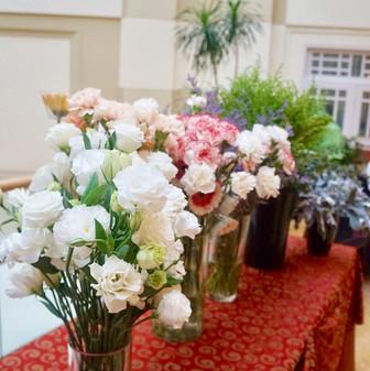floral bar event