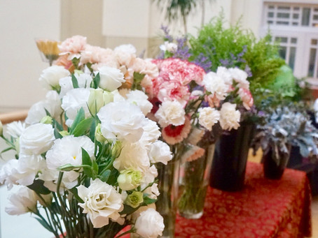 Events - Floral Bars