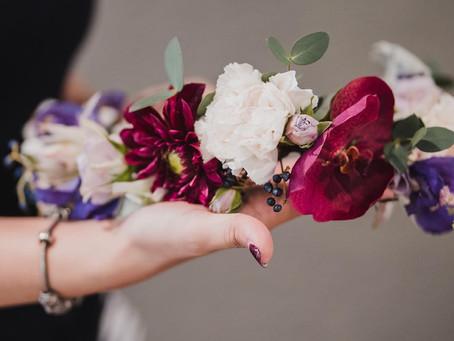 Floral Tiaras - Signature Crowns