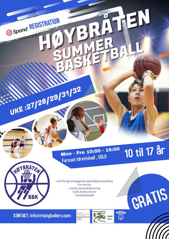SOMMER BASKETBALL 2020