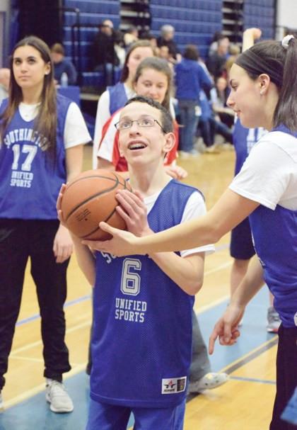 Parautøvere basket kommer til HBBK