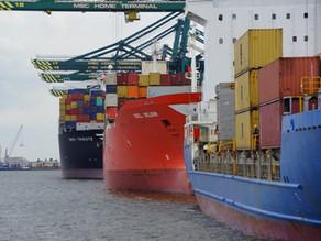El transporte marítimo recién saldrá de la crisis a comienzos de 2022