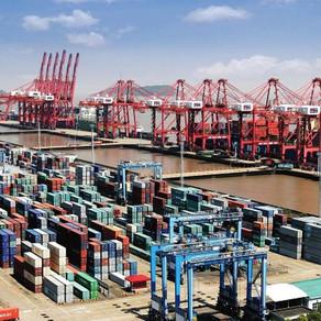 Operaciones portuarias en riesgo: cierran terminal de contenedores en Ningbo por COVID