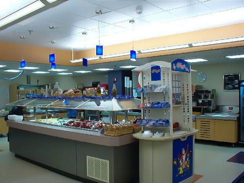 Mount Carmel Health System Cafeteria Renovation
