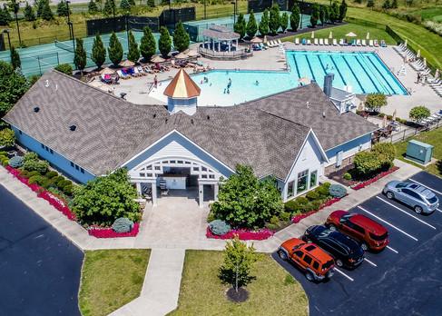 Northstar Golf Club Pool House