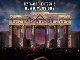 Berlin is calling - Berlin Festival of Lights