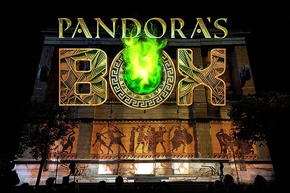 Pandora's Box for LUMA Festival